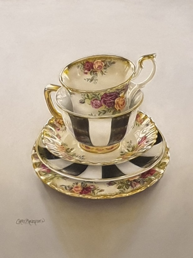 High Tea by Christine Broersen